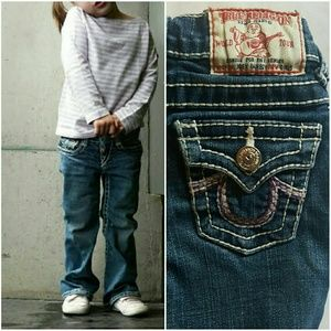 💖Baby true religion jeans size 3T